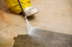 pressure cleaning Dangar Island